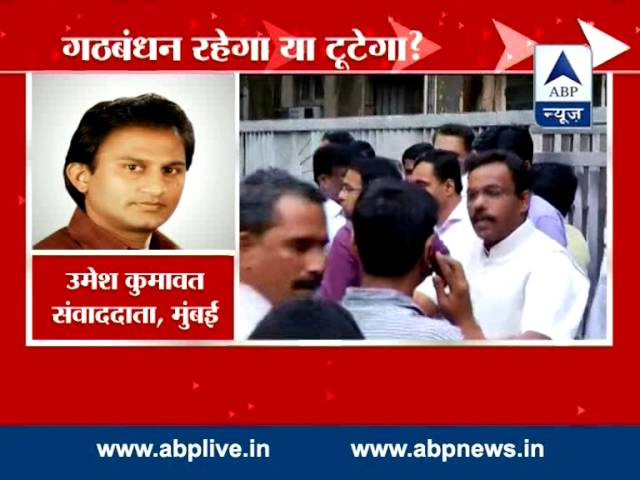 Seat sharing tension continues l BJP eying upon respectable compromise with Sena