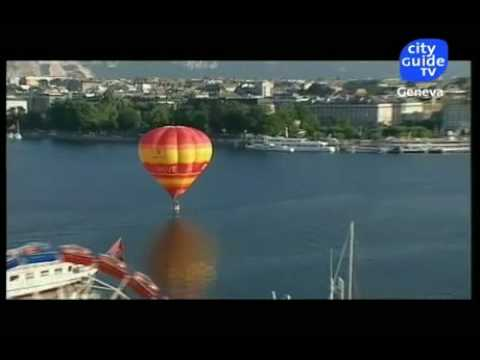 Geneva City Guide Switzerland