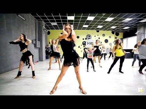 Leo-dance - Samba Ritmo Loco | Latin Dance Choreography By Katya Klishina | D.side Dance Studio video