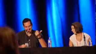 Travis Willingham @ Anime USA 2013 Doing Roy Mustang Voicemail Rap