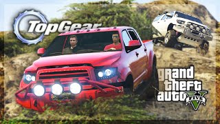 GTA 5 Online - (Top Gear Edition) Expedition Across Chiliad!