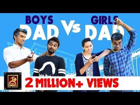 BOY'S DAD vs GIRL'S DAD   ADHU IDHU WITH AYAZ #3   Black Sheep thumbnail