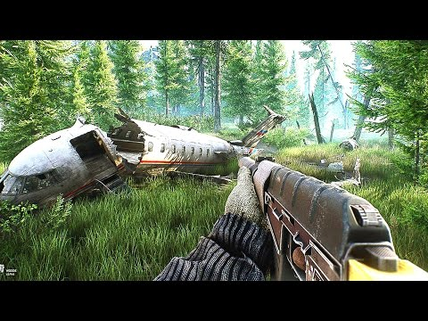ESCAPE FROM TARKOV - 1 Hour of EPIC Gameplay 60FPS (Open World Survival Game) 2017