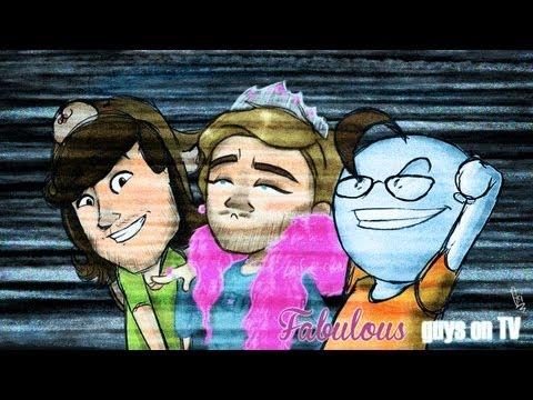 Fabulous guys on TV - Cry/Pewds/CTK Fananimation
