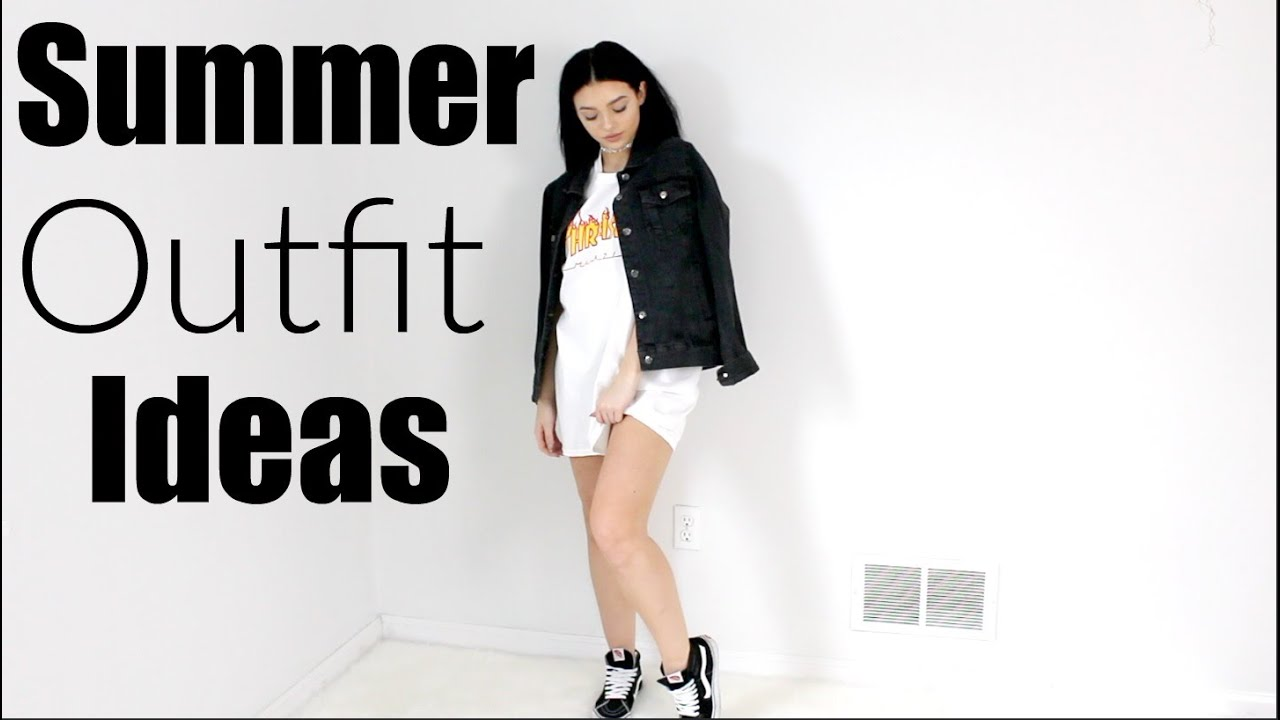 Summer outfit ideas! | OOTW July