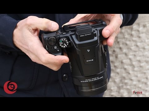 Nikon coolpix P900 Hands on Review