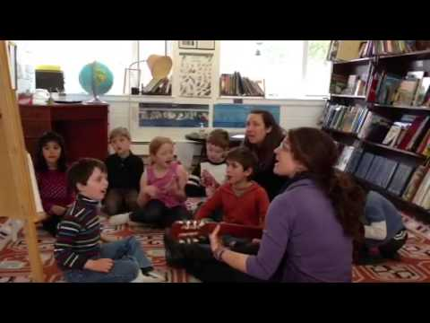 Birches School Creates a School Song - 04/09/2013
