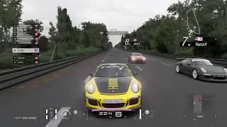 GT Sport - De La Sarthe Street Races ( I Love The GT3 )