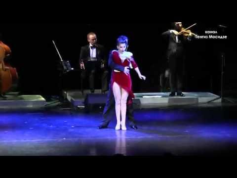 Аргентинское танго в Школе танцев Study-on, Челябинск. Фернандо Грасия и Соль Серкидес.