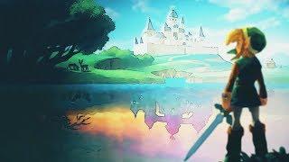 Beyond The Mirror (Dark World/Lorule Castle)- Zelda Cinematica
