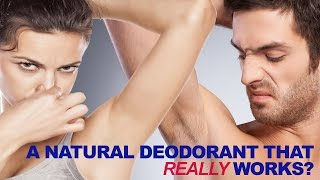 DIY: World's Best Natural Deodorant Recipe