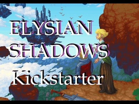 Elysian Shadows Is On Kickstarter NOW! (New Dreamcast Game!)