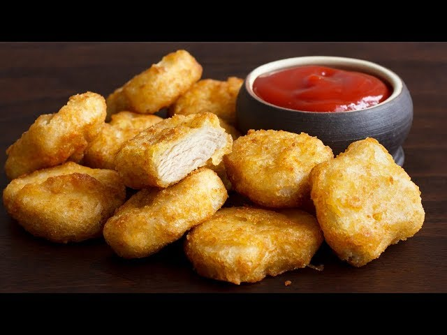 Play this video How To Make McDonald39s Chicken McNuggets