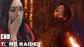 GOODBYE LARA CROFT? - Let's Play: Shadow of the Tomb Raider PS4 Gameplay Walkthrough Part 8 (END)