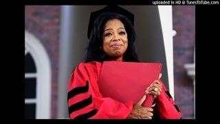 Oprah Winfrey Harvard Commencement speech - Harvard Commencement 2013