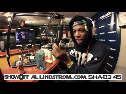 Joey Badass Freestyle on Showoff Radio w/ Statik Selektah