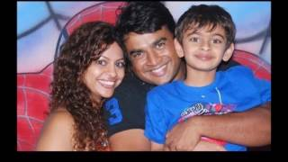 Madhavan with Family & Childhood Unseen Pictures