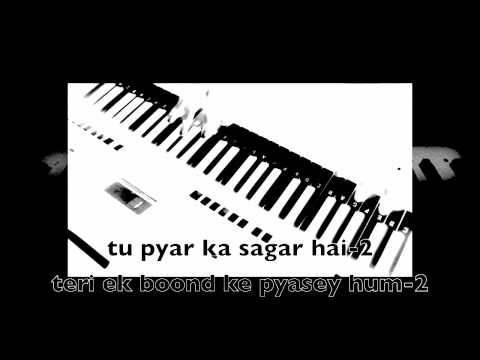 Tu Pyar Ka Sagar Hai-seema (tribute To Manna Dey)) video