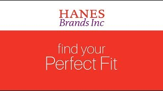 HanesBrands - Find Your Perfect Fit