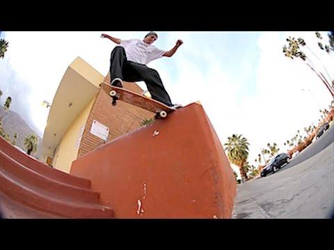 Ronson Lambert New Footage! Skateboarding 2016