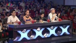 Vietnam's Got Talent 2014 tập 3