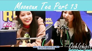 Mamamoo Moonsun Tea Part 13