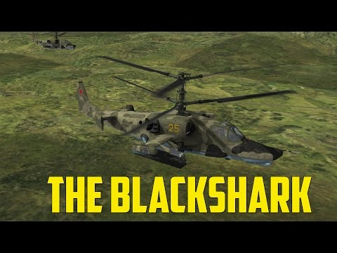 DCS World - The Blackshark