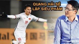 Bình luận trước trận Việt Nam - Malaysia cùng ca sĩ Hoàng Bách