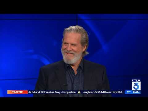 "Jeff Bridges On The Environmental Documentary ""Living In The Future's Past"""