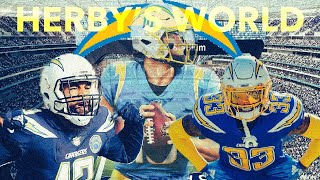 Los Angeles Chargers Pump Up 2020- 2021 || Herby's World || ᴴ ᴰ