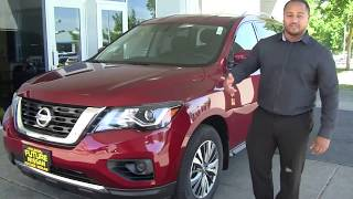 2018 Nissan Pathfinder - 7 Passenger Seating - Future Nissan of Folsom