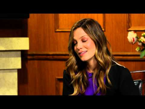 He's So Good and Locked in to What he Does | Michelle Monaghan | Larry King Now Ora TV
