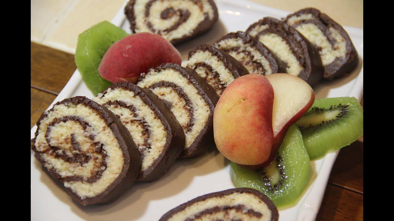 Печенье баунти с кокосом рецепт