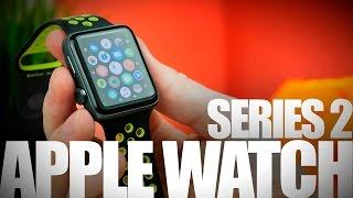 Обзор лучших смартчасов — Apple Watch Series 2