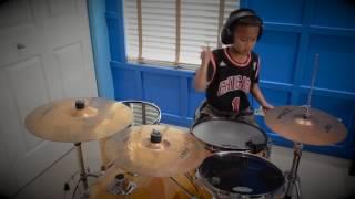 Download Lagu Bruno Mars - 24K Magic (Drum Cover) Gratis STAFABAND
