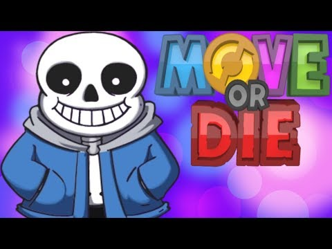 БЕГИ САНС, БЕГИ! - Move or Die