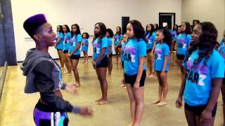 Bring It Sneak Peek - YCDT Supastarz Practice