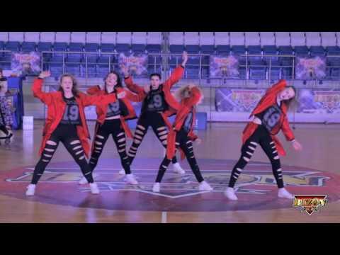 """Уличные танцы.Студия танца в Гомеле """" SLAM """""""