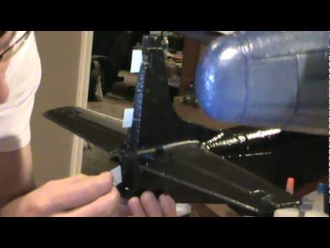 4 types of hinges pt.1 for your foamy.mpg