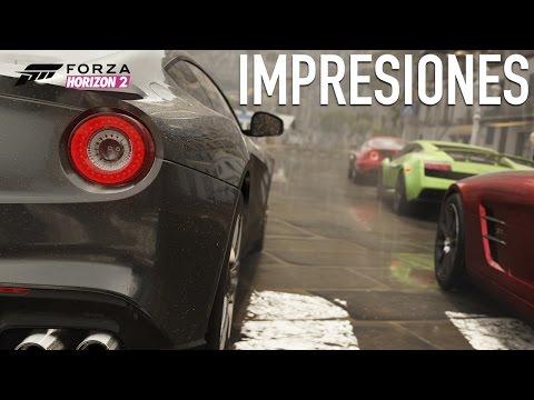 ¡ASÍ ES FORZA HORIZON 2! | Primeras impresiones del juego final