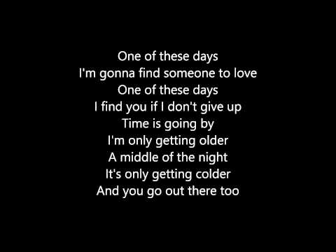 Olly Murs - One Of These Days