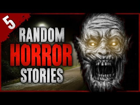 """Something Stalks our Fields"" 