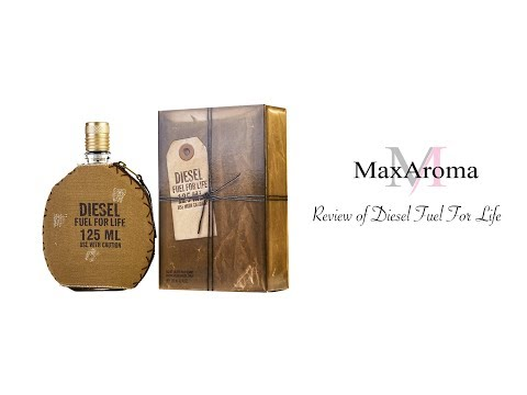 Diesel Fuel For Life Cologne   Thursday Review