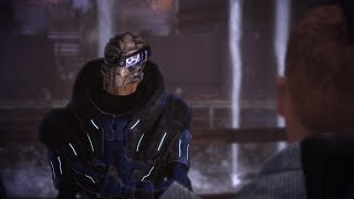 Garrus-BroShepard Romance: Beginnings Draft