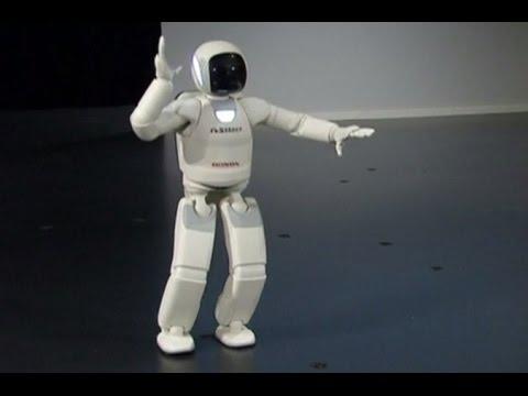 Робот-гуманоид компании Honda станцевал на презентации в Бельгии (новости) http://9kommentariev.ru/