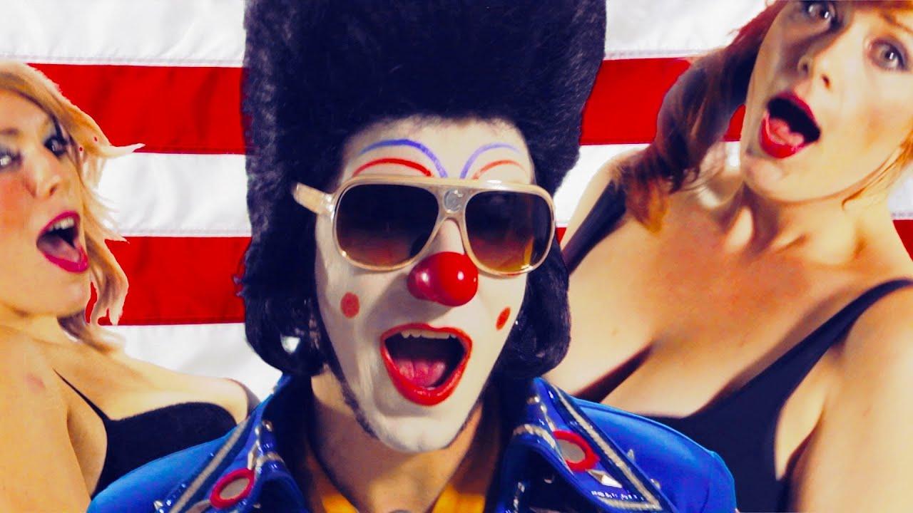 Barack O's Tacos - Clownvis Presley - YouTube