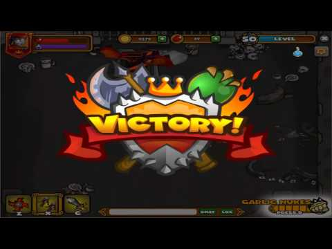 Dungeon Rampage on Facebook - Video 5 - All Heroes...Attack!