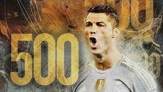 Cristiano Ronaldo | All 500 Goals - 2002-15 | HD