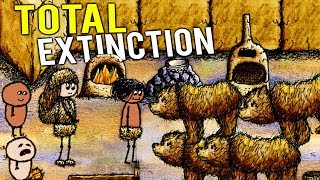 Epic Advanced Civilization Brought Back From the Brink of Extinction One Hour One Life Gameplay