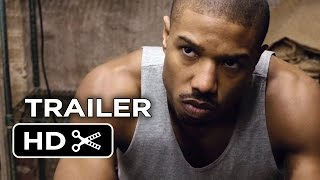Video clip Creed Official Trailer #1 (2015) - Michael B. Jordan, Sylvester Stallone Drama HD